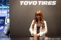 2015 Tokyo Auto Salon Booth Babes-013